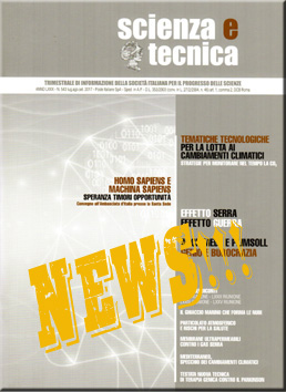 SCIENZA E TECNICA NEWS